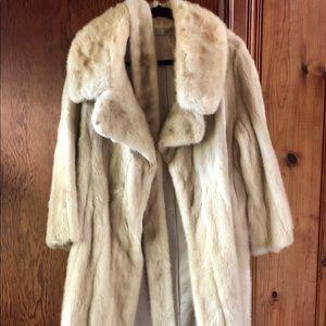 Jackets & Blazers - Mink fur coat